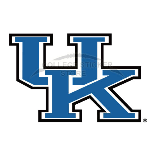 Design Kentucky Wildcats Iron-on Transfers (Wall Stickers)NO.4746