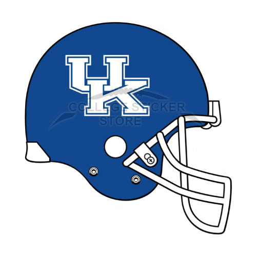 Design Kentucky Wildcats Iron-on Transfers (Wall Stickers)NO.4748
