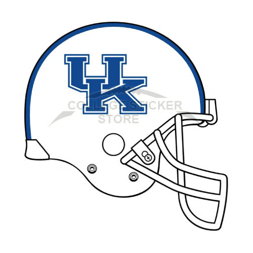 Design Kentucky Wildcats Iron-on Transfers (Wall Stickers)NO.4749
