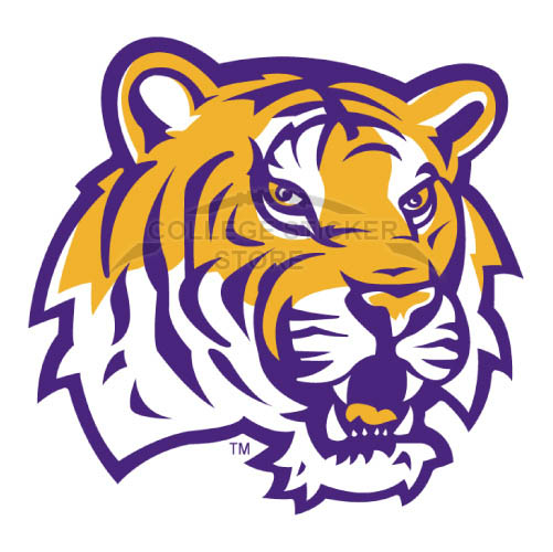 Design LSU Tigers Iron-on Transfers (Wall Stickers)NO.4910