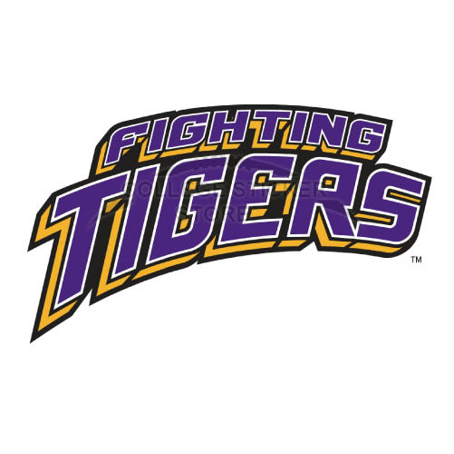 Design LSU Tigers Iron-on Transfers (Wall Stickers)NO.4911