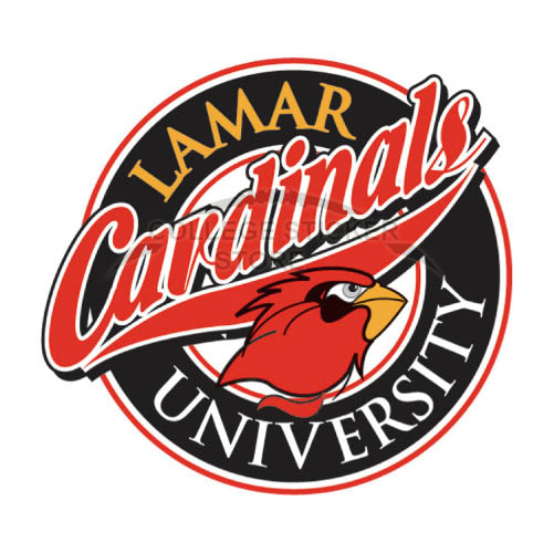 Design Lamar Cardinals Iron-on Transfers (Wall Stickers)NO.4773