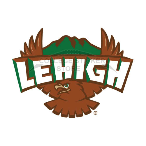 Design Lehigh Mountain Hawks Iron-on Transfers (Wall Stickers)NO.4785