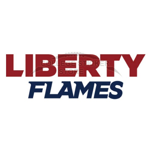 Design Liberty Flames Iron-on Transfers (Wall Stickers)NO.4788