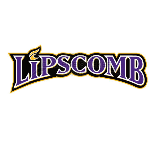 Design Lipscomb Bisons Iron-on Transfers (Wall Stickers)NO.4797