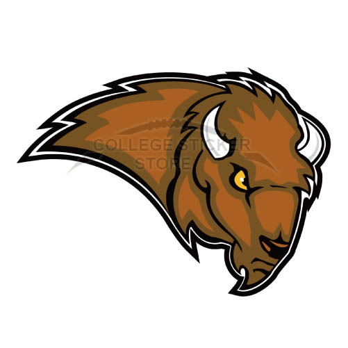 Design Lipscomb Bisons Iron-on Transfers (Wall Stickers)NO.4798