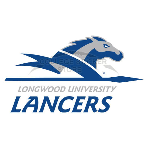 Design Longwood Lancers Iron-on Transfers (Wall Stickers)NO.4813