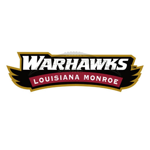 Design Louisiana Monroe Warhawks Iron-on Transfers (Wall Stickers)NO.4818