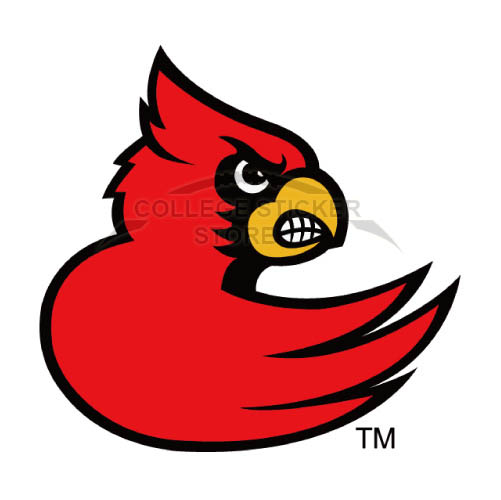 Design Louisville Cardinals Iron-on Transfers (Wall Stickers)NO.4864