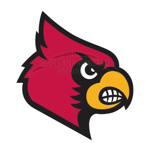 Design Louisville Cardinals Iron-on Transfers (Wall Stickers)NO.4873