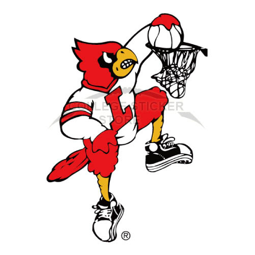 Design Louisville Cardinals Iron-on Transfers (Wall Stickers)NO.4877