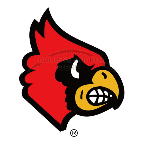 Design Louisville Cardinals Iron-on Transfers (Wall Stickers)NO.4878