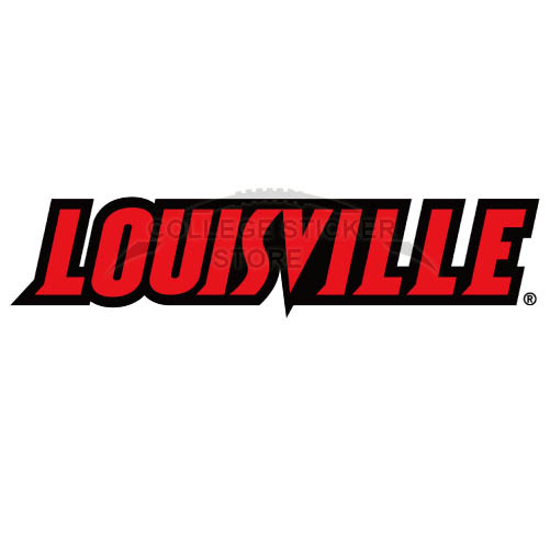Design Louisville Cardinals Iron-on Transfers (Wall Stickers)NO.4880