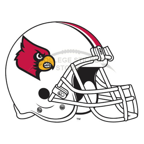 Design Louisville Cardinals Iron-on Transfers (Wall Stickers)NO.4881