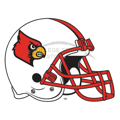 Design Louisville Cardinals Iron-on Transfers (Wall Stickers)NO.4882