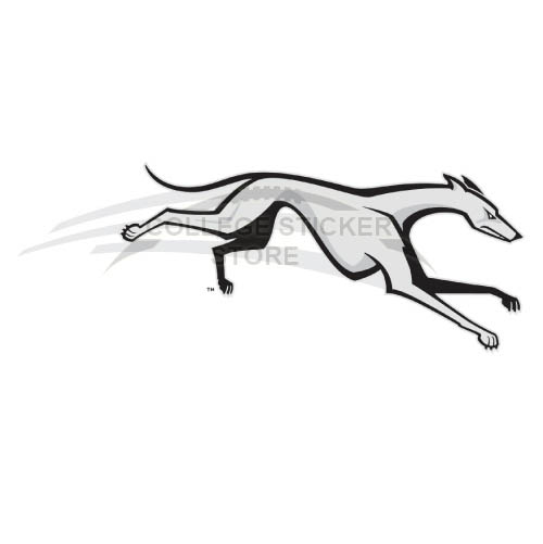 Design Loyola Maryland Greyhounds Iron-on Transfers (Wall Stickers)NO.4888