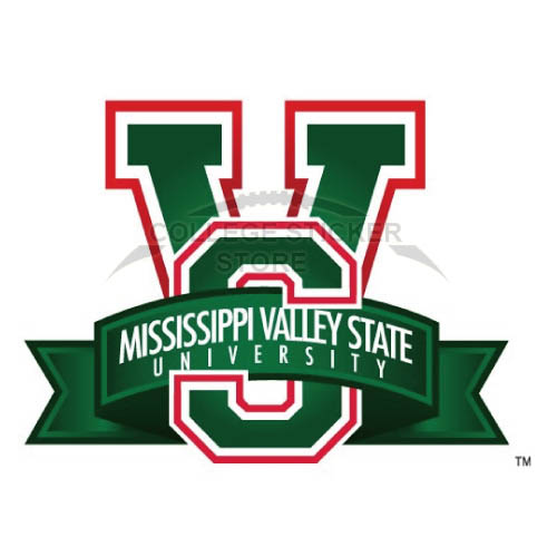 Design MVSU Delta Devils Iron-on Transfers (Wall Stickers)NO.5224