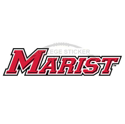 Design Marist Red Foxes Iron-on Transfers (Wall Stickers)NO.4951