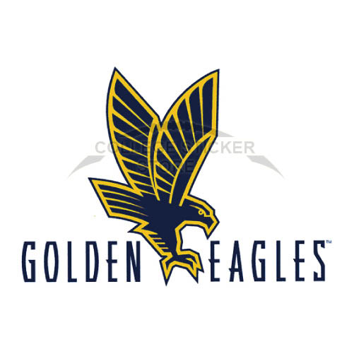 Design Marquette Golden Eagles Iron-on Transfers (Wall Stickers)NO.4967