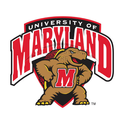 Personal Maryland Terrapins Iron-on Transfers (Wall Stickers)NO.4989
