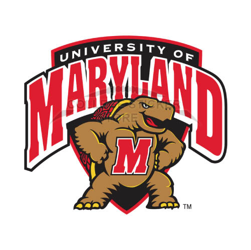 Personal Maryland Terrapins Iron-on Transfers (Wall Stickers)NO.4991