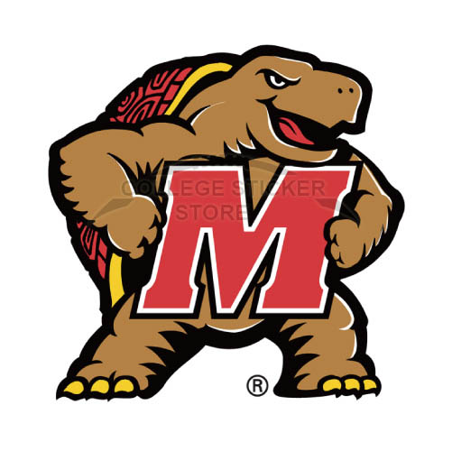 Personal Maryland Terrapins Iron-on Transfers (Wall Stickers)NO.4992