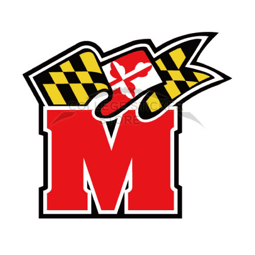 Personal Maryland Terrapins Iron-on Transfers (Wall Stickers)NO.4994