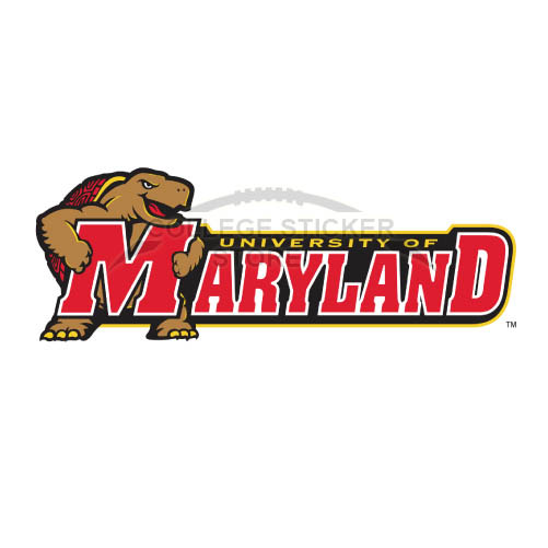 Personal Maryland Terrapins Iron-on Transfers (Wall Stickers)NO.4998