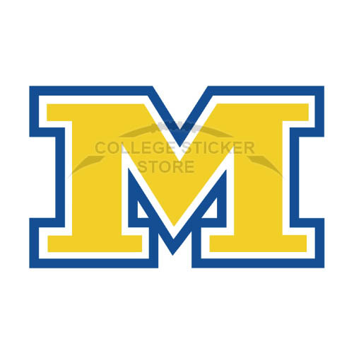Personal McNeese State Cowboys Iron-on Transfers (Wall Stickers)NO.5014