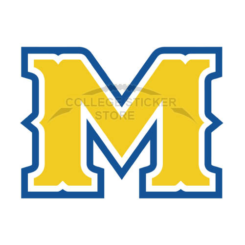 Personal McNeese State Cowboys Iron-on Transfers (Wall Stickers)NO.5015