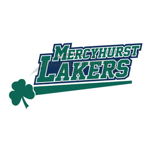 Personal Mercyhurst Lakers Iron-on Transfers (Wall Stickers)NO.5026