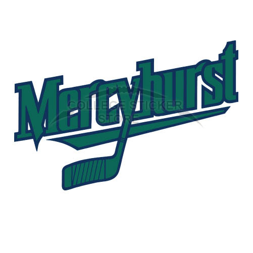 Personal Mercyhurst Lakers Iron-on Transfers (Wall Stickers)NO.5031