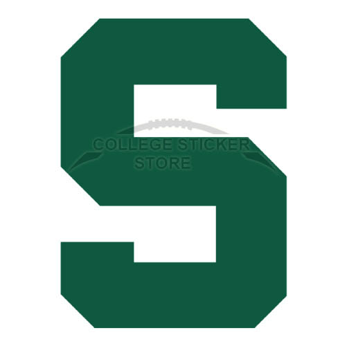 Personal Michigan State Spartans Iron-on Transfers (Wall Stickers)NO.5059