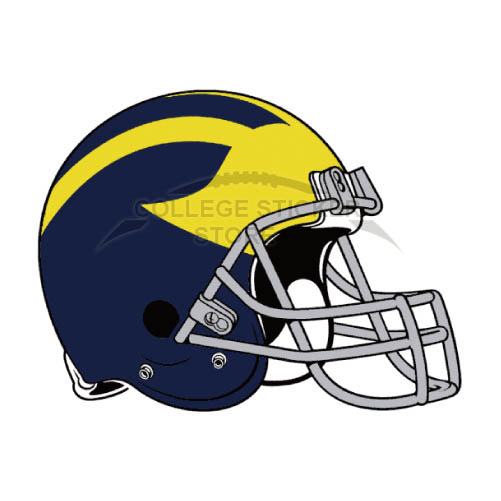 Personal Michigan Wolverines Iron-on Transfers (Wall Stickers)NO.5079