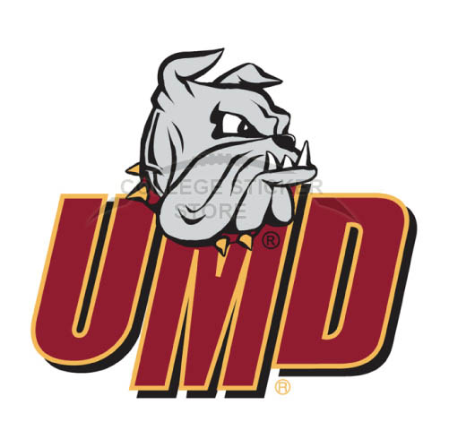 Personal Minnesota Duluth Bulldogs Iron-on Transfers (Wall Stickers)NO.5090