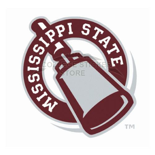 mississippi state bulldogs stickers design college ncaa