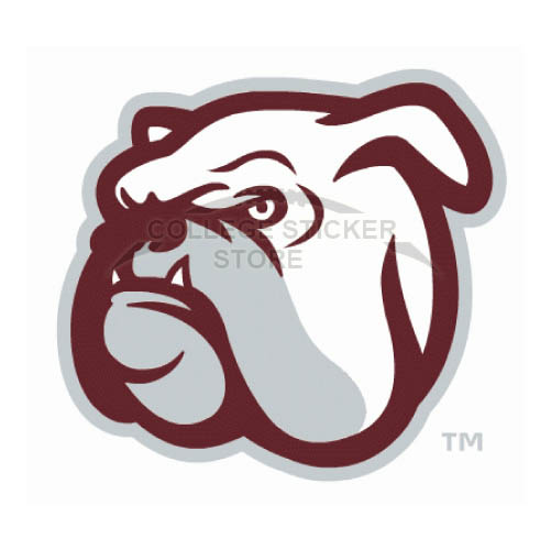 foto de Personal Mississippi State Bulldogs Iron-on Transfers (Wall ...