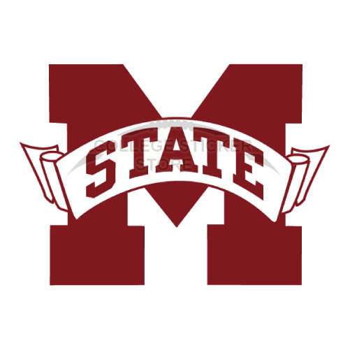 Personal Mississippi State Bulldogs Iron-on Transfers (Wall Stickers)NO.5133