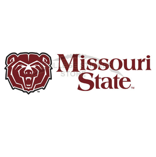 Personal Missouri State Bears Iron-on Transfers (Wall Stickers)NO.5140