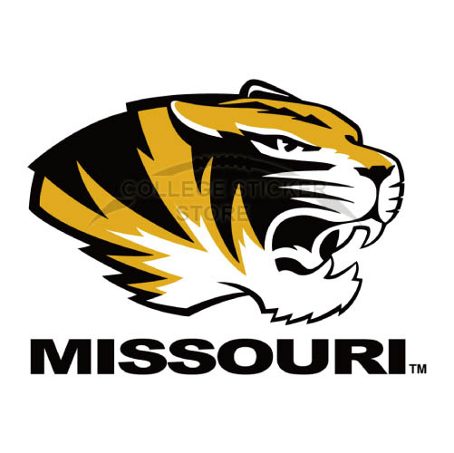 Personal Missouri Tigers Iron-on Transfers (Wall Stickers)NO.5144
