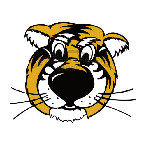 Personal Missouri Tigers Iron-on Transfers (Wall Stickers)NO.5145