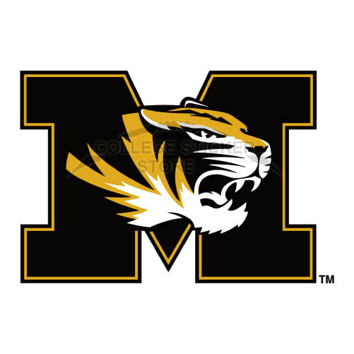 Personal Missouri Tigers Iron-on Transfers (Wall Stickers)NO.5148