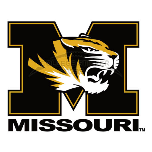 Personal Missouri Tigers Iron-on Transfers (Wall Stickers)NO.5153