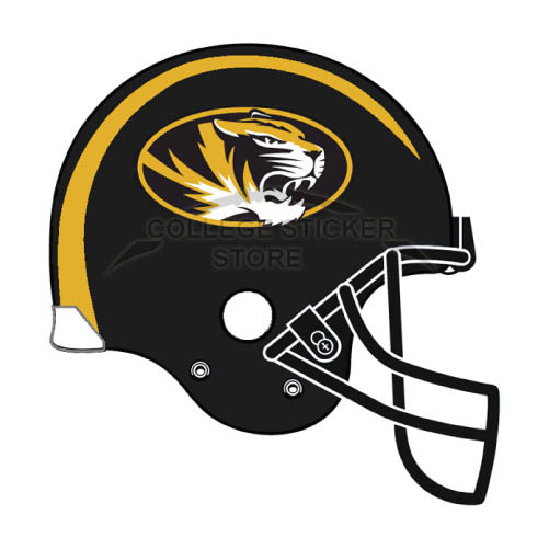Personal Missouri Tigers Iron-on Transfers (Wall Stickers)NO.5154