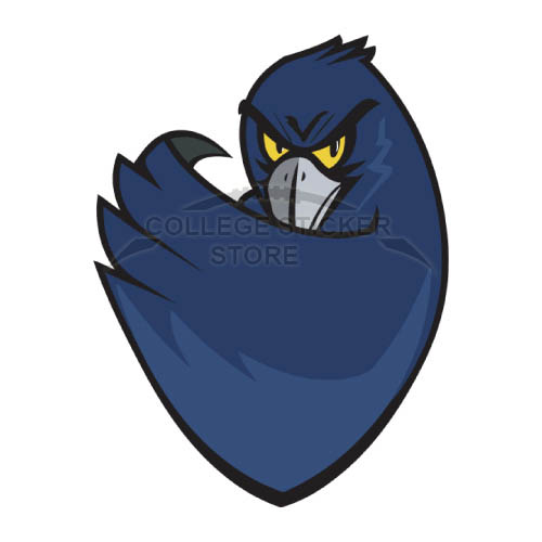 Personal Monmouth Hawks Iron-on Transfers (Wall Stickers)NO.5155