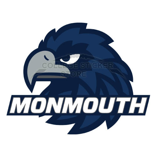 Personal Monmouth Hawks Iron-on Transfers (Wall Stickers)NO.5157