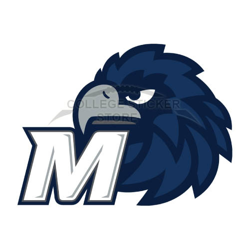 Personal Monmouth Hawks Iron-on Transfers (Wall Stickers)NO.5163