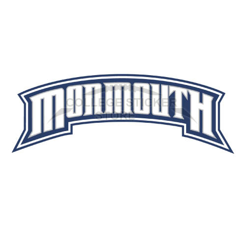Personal Monmouth Hawks Iron-on Transfers (Wall Stickers)NO.5164