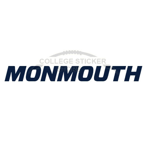 Personal Monmouth Hawks Iron-on Transfers (Wall Stickers)NO.5165