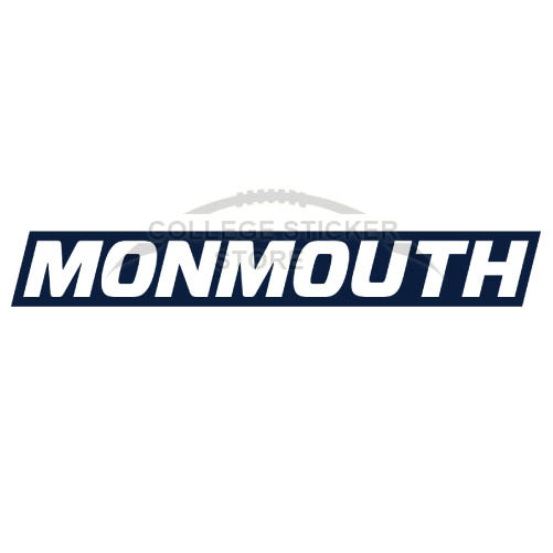 personal monmouth hawks iron on transfers wall stickers